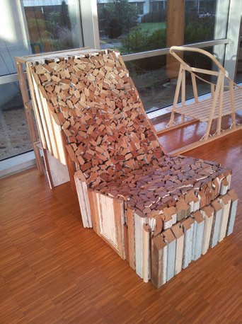 New Ways To Recycle Wood Based Panels