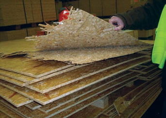 It's not heavy - Wood Based Panels