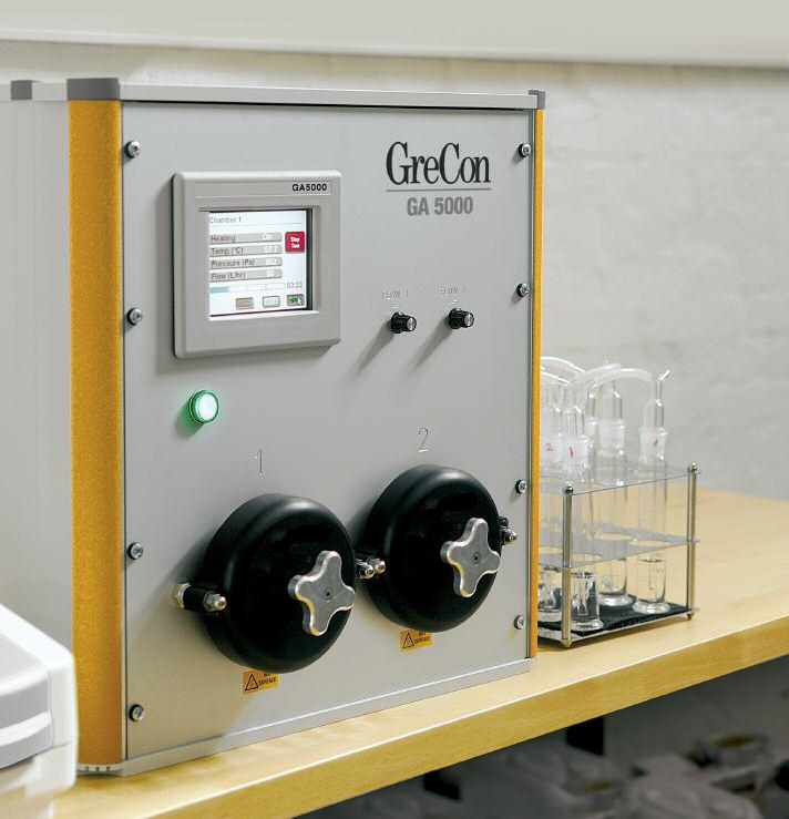 The GA5000 Gas Analyser