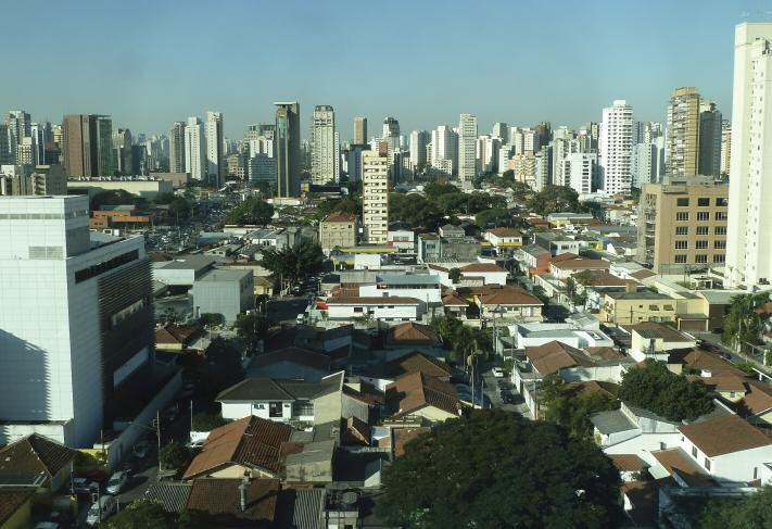 Sao Paulo city, home to some of Brazil's top panel producers, is the place where several recent major new capacity projects were conceived