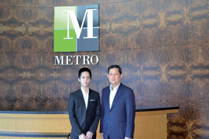 Metro keeps on growing - Wood Based Panels